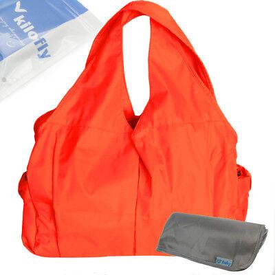 KF Baby UrBANE Diaper Bag + Diaper Changing Pad Value