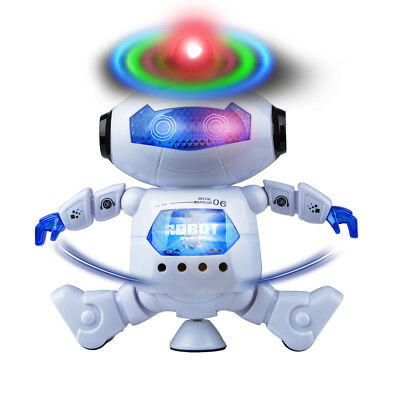 Toys For Boys Robot Kids Toddler Dancing Robot 3-10 Year Old Age Cool Toy US - Toys For 10 Year Old Boys