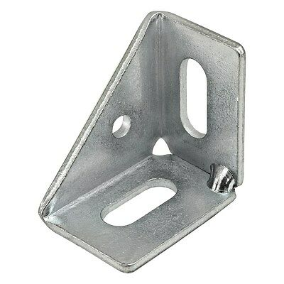 8020 Inc T-slot 2 Hole Corner Bracket 15 And 40 Series 14120 N