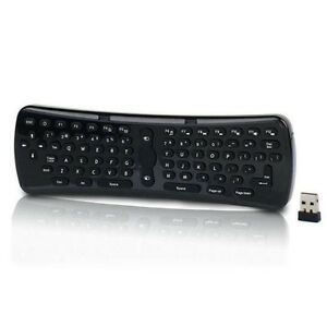 New Wireless 2.4GHz Fly Air Mouse Gyro Sensing Keyboard For PC Android TV Box