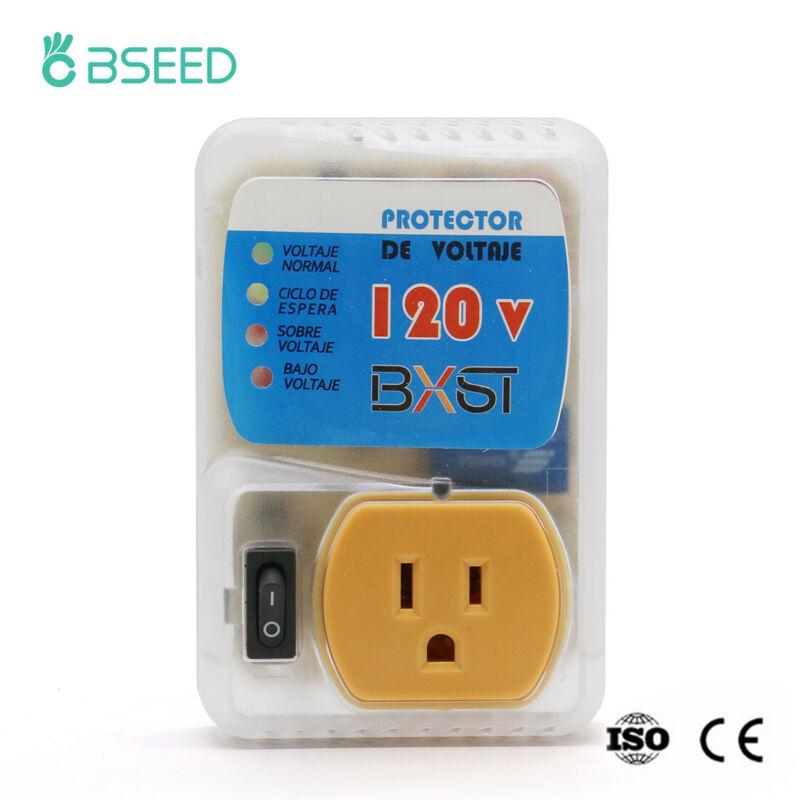 120V US Plug Surge Voltage Protector Power Sockets Refrigerator Appliance Home