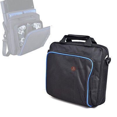 Multifunctional Travel Carry Case Bag For Sony PlayStation 4 PS4 Accessories US