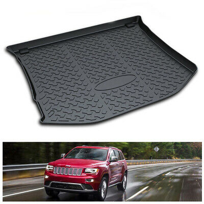 Rear Cargo Mat Liner Protection Floor Trunk Mats for Jeep Grand Cherokee 12-19 Deluxe Cargo Liner