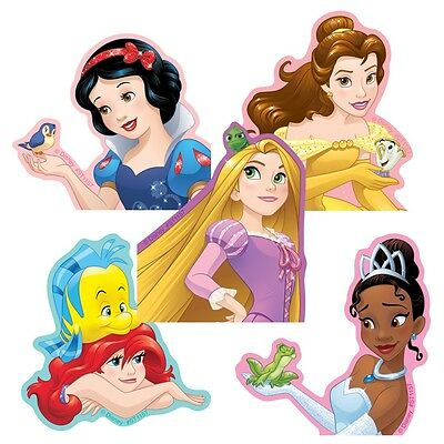 20 Disney Princess Shaped STICKERS Party Favor Teacher Supplies Treat Bag