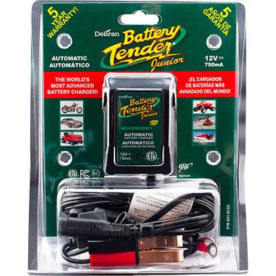 Battery Tender 021-0123 Battery Tender Junior 12V, 0.75A Battery Charger