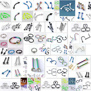 Steel-Rivet-Hoop-Twist-Barbell-Eyebrow-Rings-Earring-Lip-Ring-Piercing-Wholesae