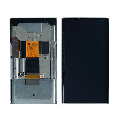 For BlackBerry Priv STV100-1/03/04 LCD Screen Digitizer Put+Frame Replace USPS