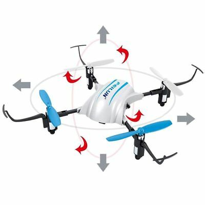 deAO 2.4G 4CH 6-axis Gyro HD Camera RC Quadcopter Drone 180° Inverted Flight