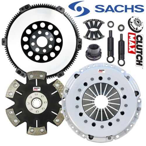 STAGE 6 CLUTCH KIT+SACHS BEARING+CHROMOLY FLYWHEEL BMW M3 Z M COUPE ROADSTER E36