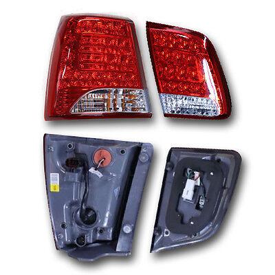 KIA SORENTO 2013 2014 2015 OEM Rear Bumper Reflector Lamp 2pcs 1set