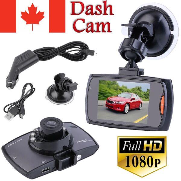 "HD 2.4"" LCD 1080P Car DVR Dash Cam Camera Video Vehicle Recorder Night Vision GR 1"