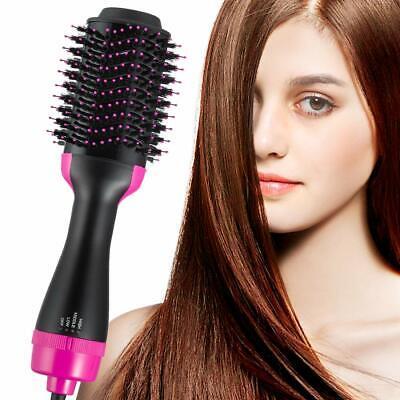 فرشاة الهواء الساخن ، مكثف مجفف الشعر بخطوة واحدة ، فرشاة تصفيف الشعر 3 في 1