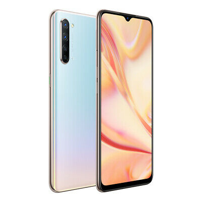 """Android Phone - OPPO Find X2 Lite 5G (6.4"""", 48MP Quad Camera, 128GB/8GB, Opt) - White"""