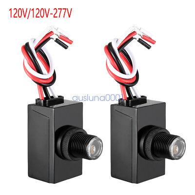 Outdoor Photo Electric Resistor Light Sensor Switch Dusk To Dawn Sensor Control