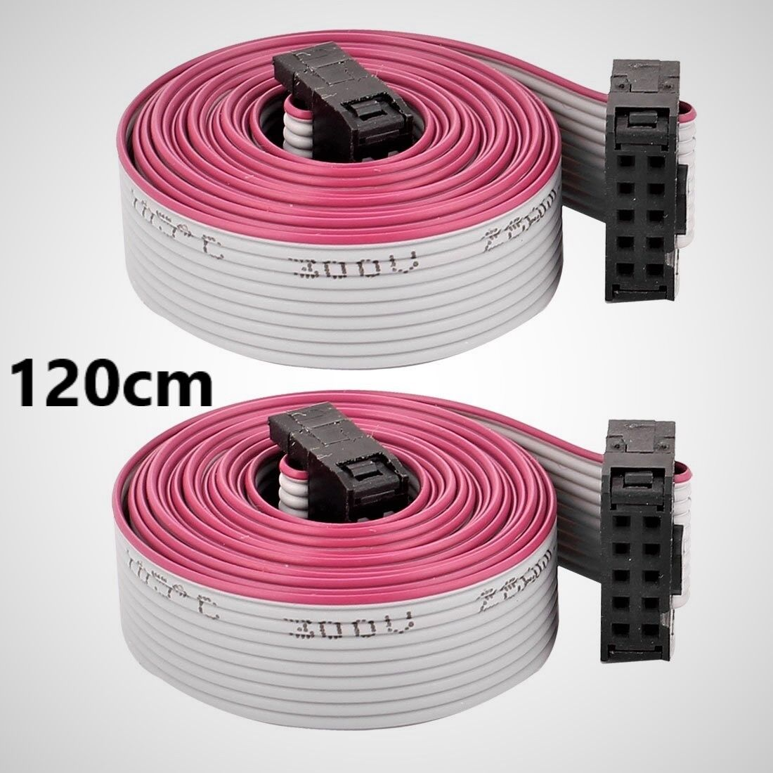 120cm 2004 12864 LCD Extension Cable 3D Printer Prusa Folger Anet Creality Ramps