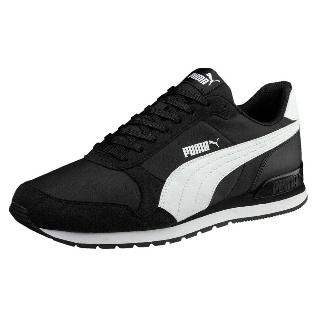 Puma ST Runner v2 NL Sneaker Schuhe Turnschuhe Nylon Leder Sportschuhe 365278