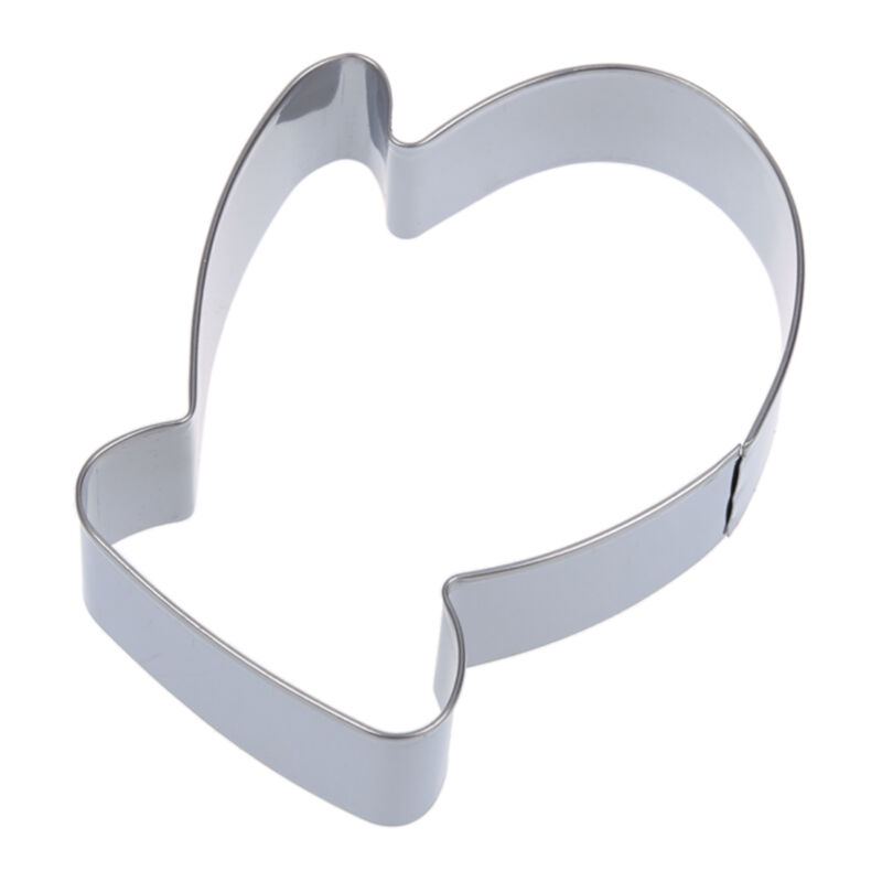 Mitten Winter Glove Cookie Cutter Cut Outs Mold For Holiday Baking/Christmas AD