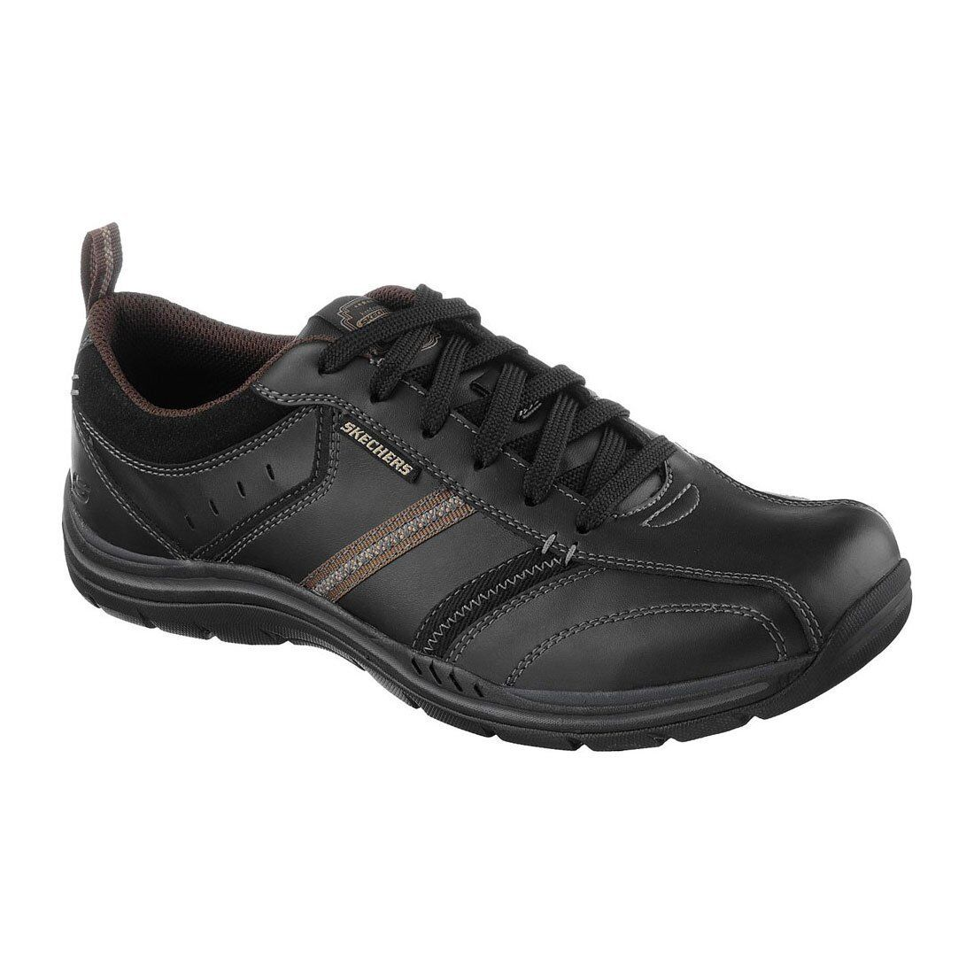 Devention Style Us Men Leather Skechers Shoes 64378 Expected For Nm8wvOy0n