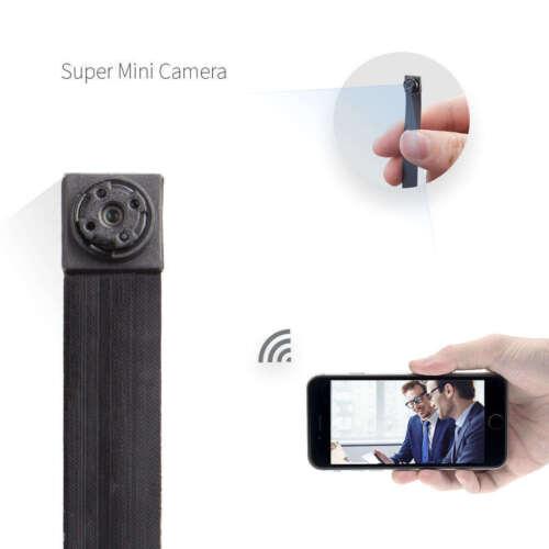 FREDI HD 1080P Super Mini Hidden Spy Wireless Wifi Camera Portable