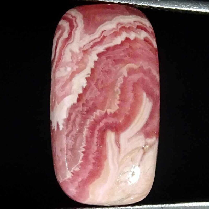 16.00Cts Natural Rhodochrosite Cushion Cabochon Loose Gemstone