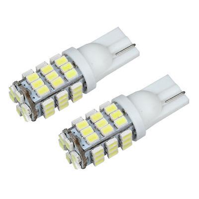 2x 6000K Xenon White LED T10 921 912 AOT 42-SMD Backup Reverse Light Bulb