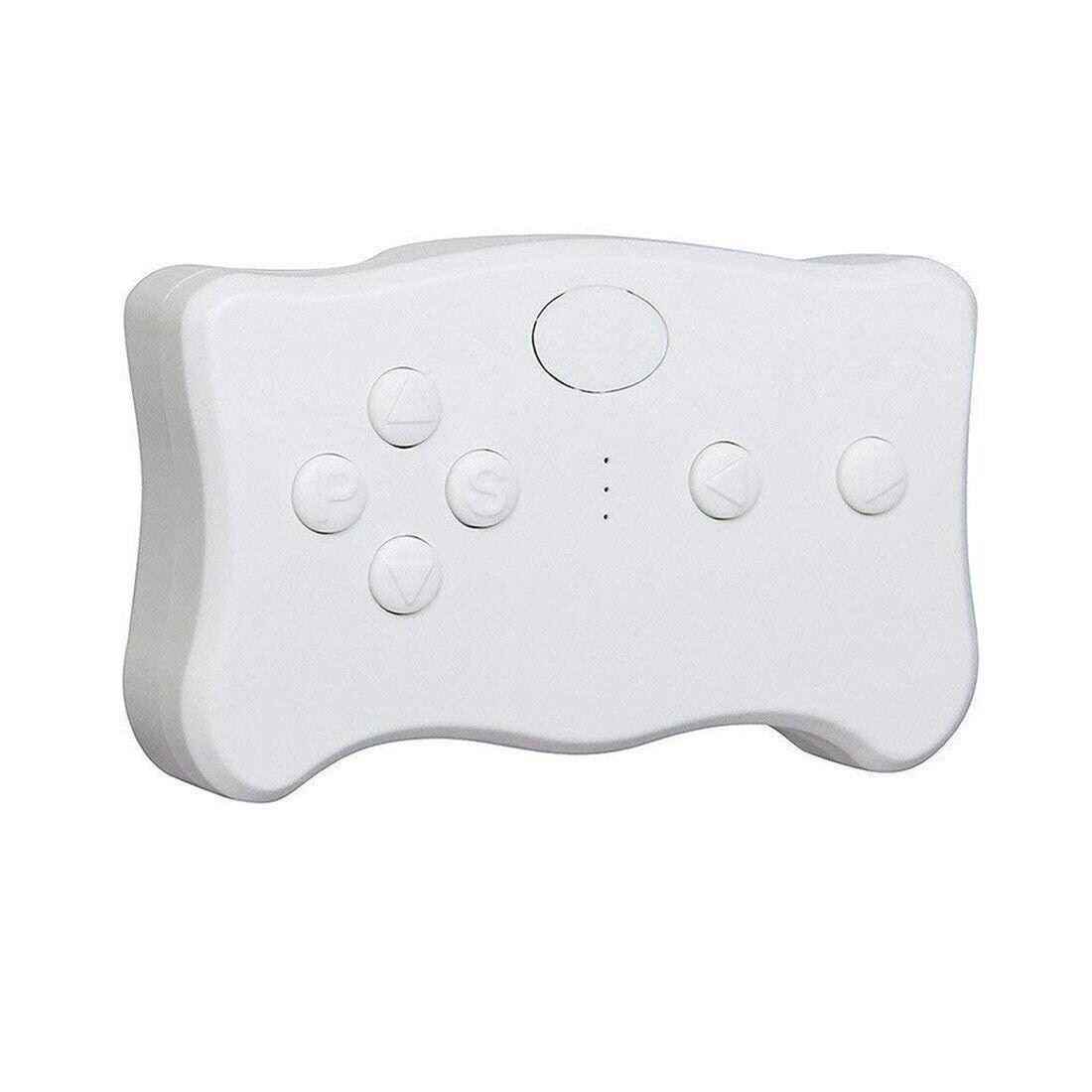 Car Parts - 2.4G Remote Control for Kids Ride On Car | Replacement Parts White Weelye Remote