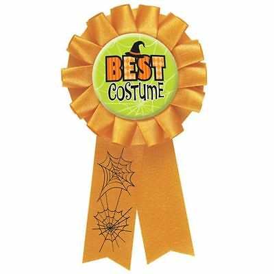 Best Costume Award Ribbon Badge Halloween Party (Best Costume Award)