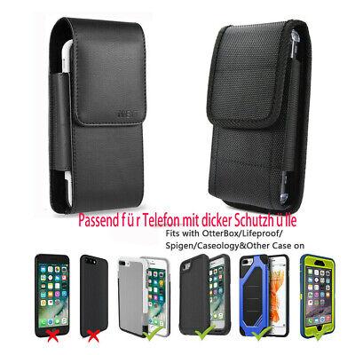 HandyTasche Gürtelclip Vertical Groß Etui Case Zubehör für Apple Samsung Huawei  (Clip Für Handy)