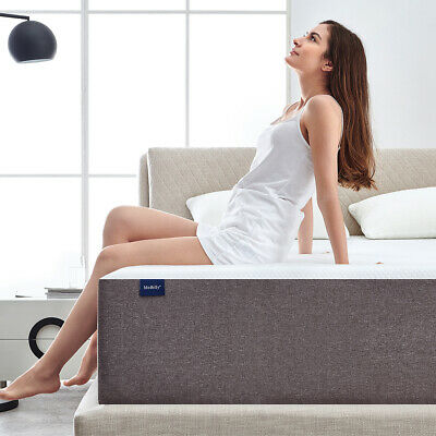 12 Inch Full Size Gel Memory Foam Mattress With CertiPUR-US Bed Mattress In Box