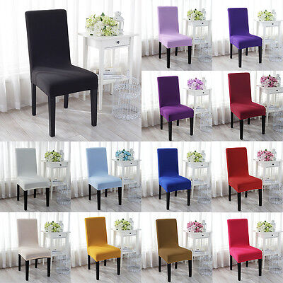 2/4/6/8pcs Dining Chair Covers Sofa Slipcover for Kitchen Wedding Part Decor - Decor For Weddings