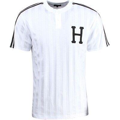 HUF Men Classic H Soccer Jersey (white)