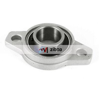 Kfl006 30mm Shaft Mount Zinc-aluminum Alloy Flange Pillow Block Bearing