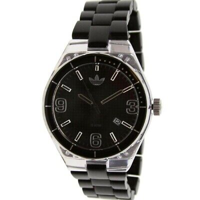 ADH2541-1S Adidas Cambridge Watch (black / clear)