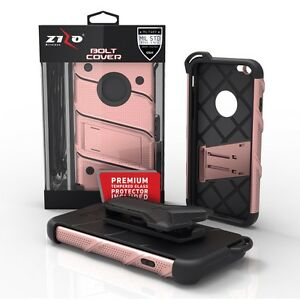 iPhone 6/6s Zizo Military Grade Case with Tempered Glass Woodroffe Palmerston Area Preview