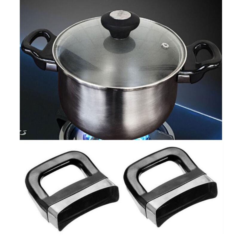 pressure pan handle 2pcs new metal cooker