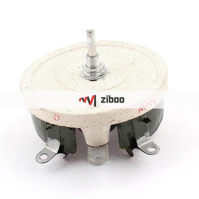150w 50ohm High Power Wirewound Potentiometer Rheostat Variable Resistor 4cm 1.6