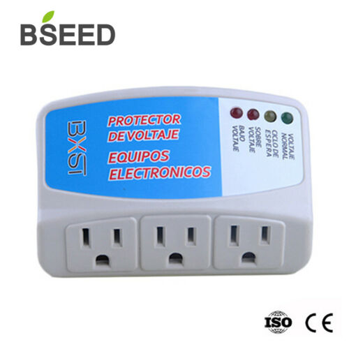 home appliance surge protector voltage