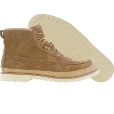 $179.99 Timberland Abington 7-Eye Moc Boot (light brown) 82568 Eye Moc