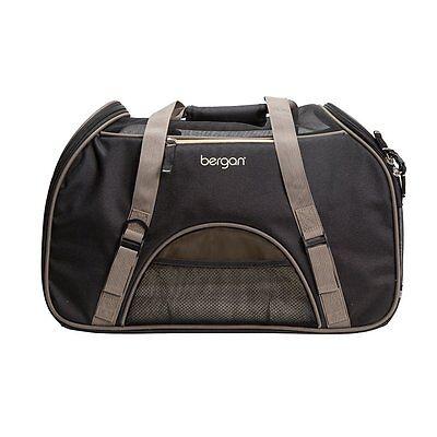 Carrier Bag Pet Dog Cat Soft Fleece Bed Portable Airplane Car Travel Outdoor