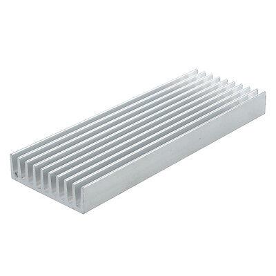 100 Mm 35 Mm X 10 Mm Heat Sink Aluminum Ic Mosfet Scr Component Silver V7f6