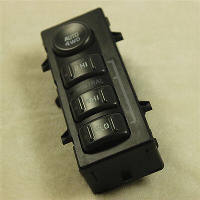 4wd Switch (NEW 4WD Four Wheel Drive Switch For Chevy GMC Sierra Silverado Yukon 15709327 )