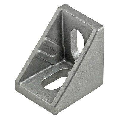 8020 Inc T-slot 2 Hole Slotted Inside Corner Bracket 20 Series 14052 N