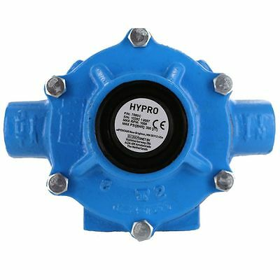 Hypro 7560c Roller Pump - 8-roller Cast Iron Pump