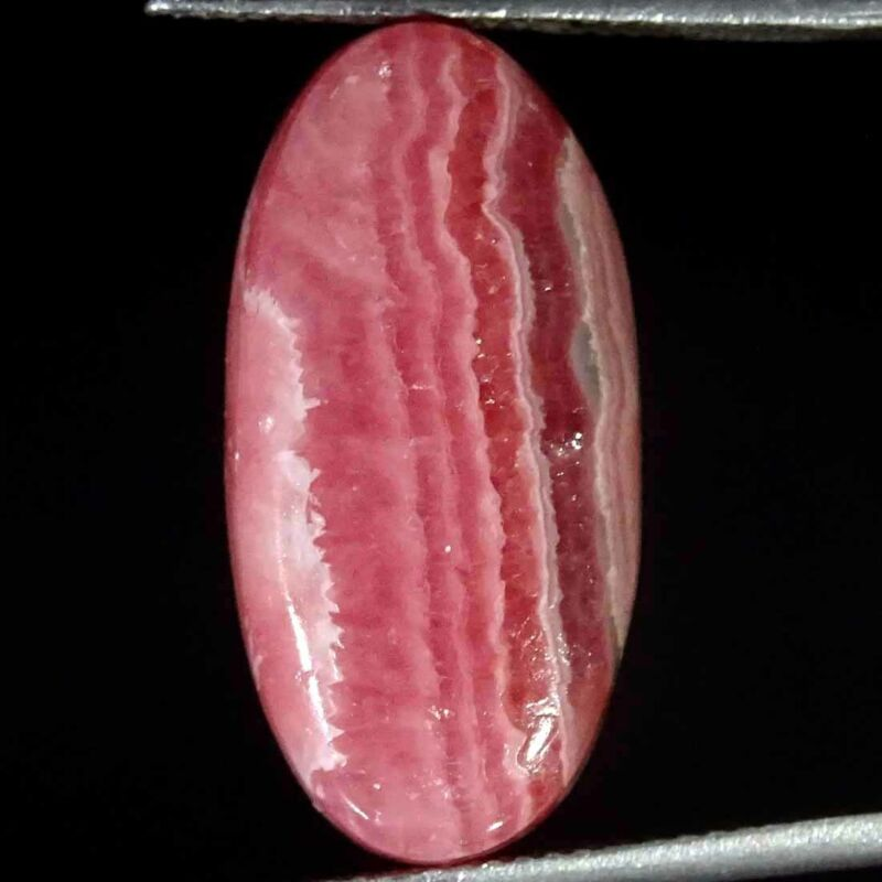 16.60Cts Natural Rhodochrosite Oval Cabochon Loose Gemstone