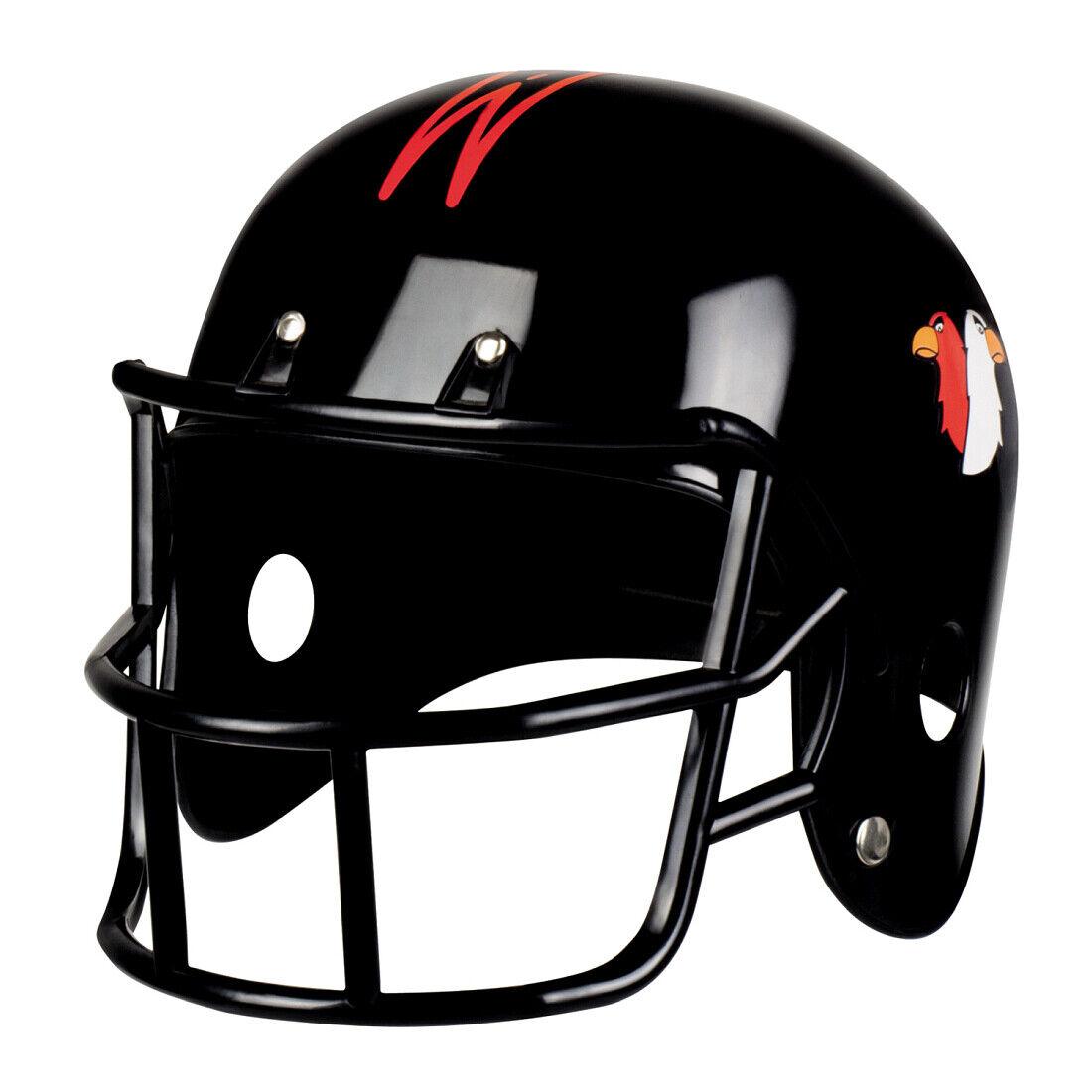 Quaterback Helm American Football Helm für Erwachsene Sporthelm als Kopfschutz