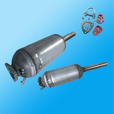DIESELPARTIKELFILTER DPF FIAT DOBLO 223 1.3-D Multijet BJ 05-10
