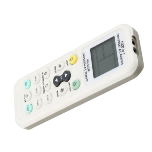 Universal Wireless LCD A/C Muli Remote Control for Air Conditioner Hot Selling