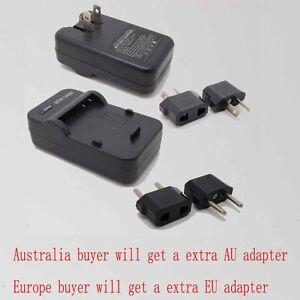 Battery Charger For OLYMPUS LI40B LI-42B FE340 FE350 FE360 FE20 FE3000 FE3010