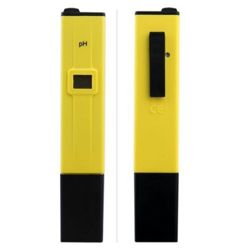 Digital PH Meter Tester Pocket Aquarium Pool ...