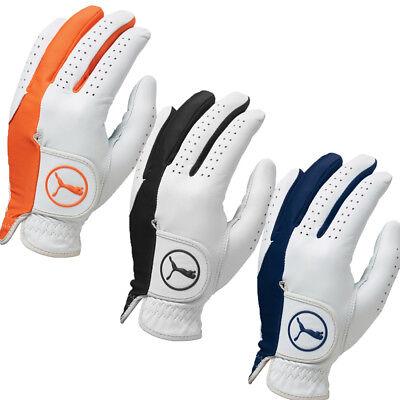 Puma Mens Pro Formation Hybrid Cabretta Leather Golf Glove - Pick Size & Color